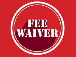 Fee Waiver or Reduction Form
