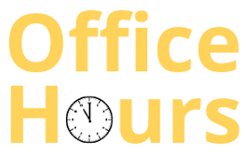 Modified Office Hours - Distance Learning