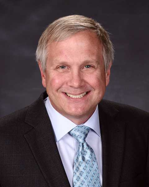 Mr. John Wallin, Board Chair of Lake Oswego School District