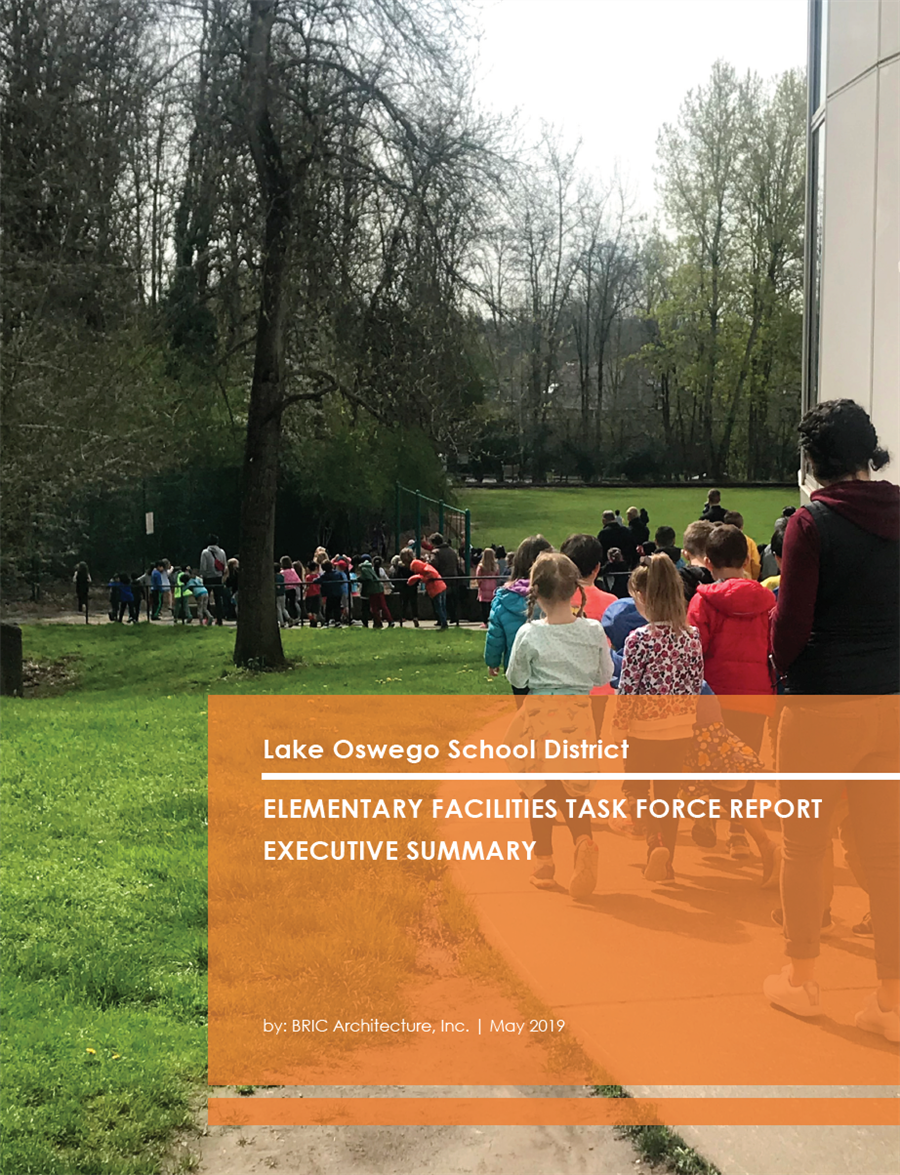 Elementary Facilities Task Force Report: May 2019