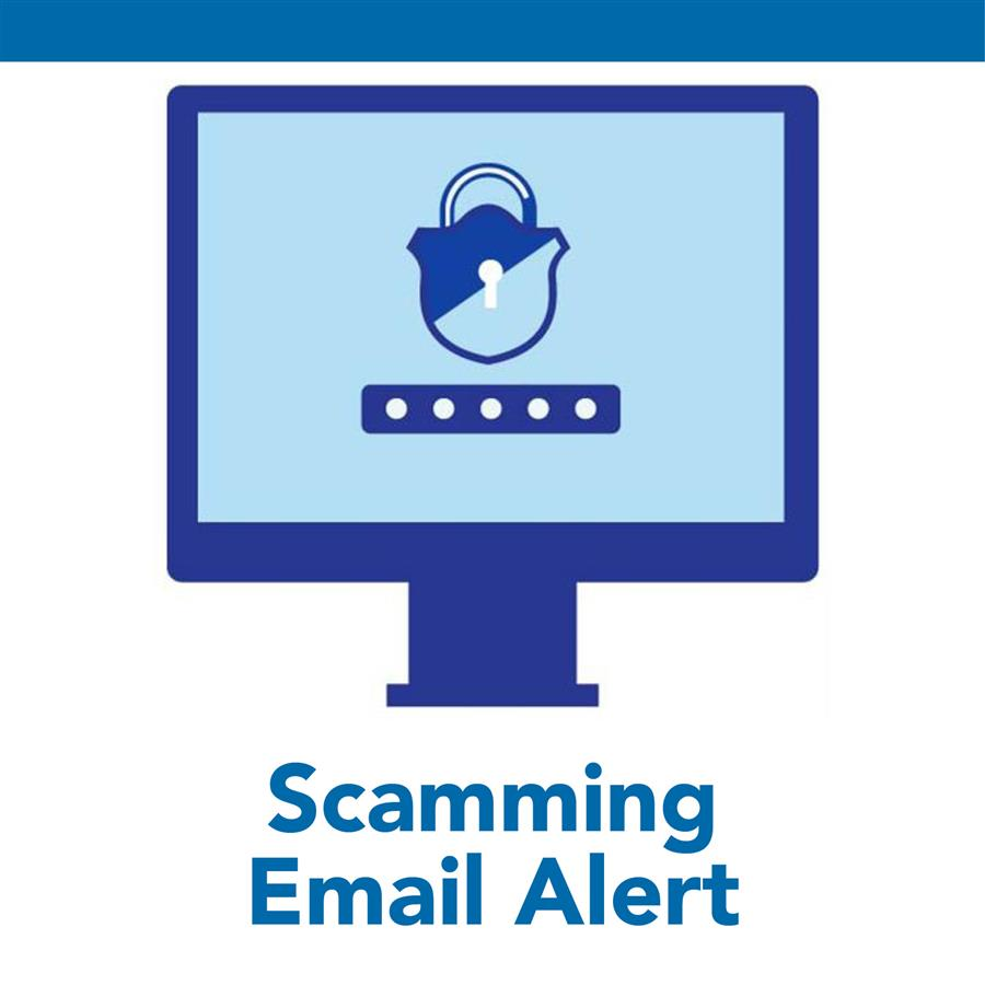 Scamming Email Alert