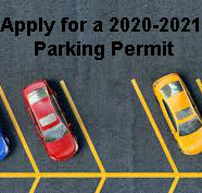 Apply for 2020-2021 Parking Permit