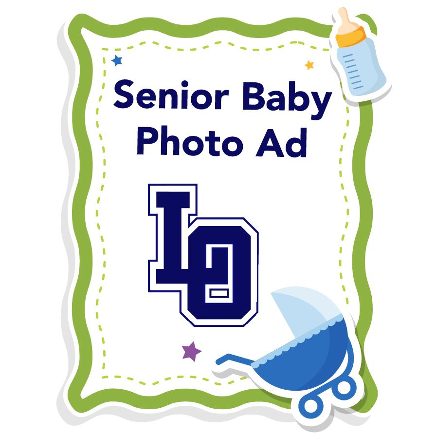 Senior Baby Photo Ad