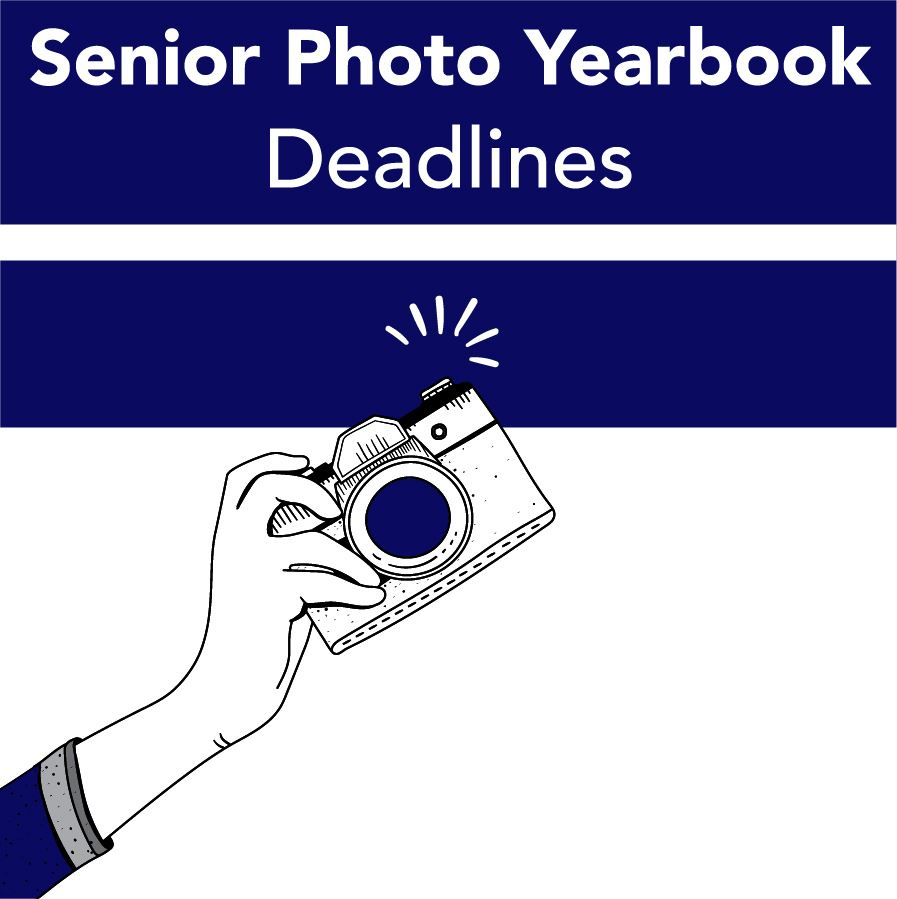 Senior Photo Yearbook Deadlines