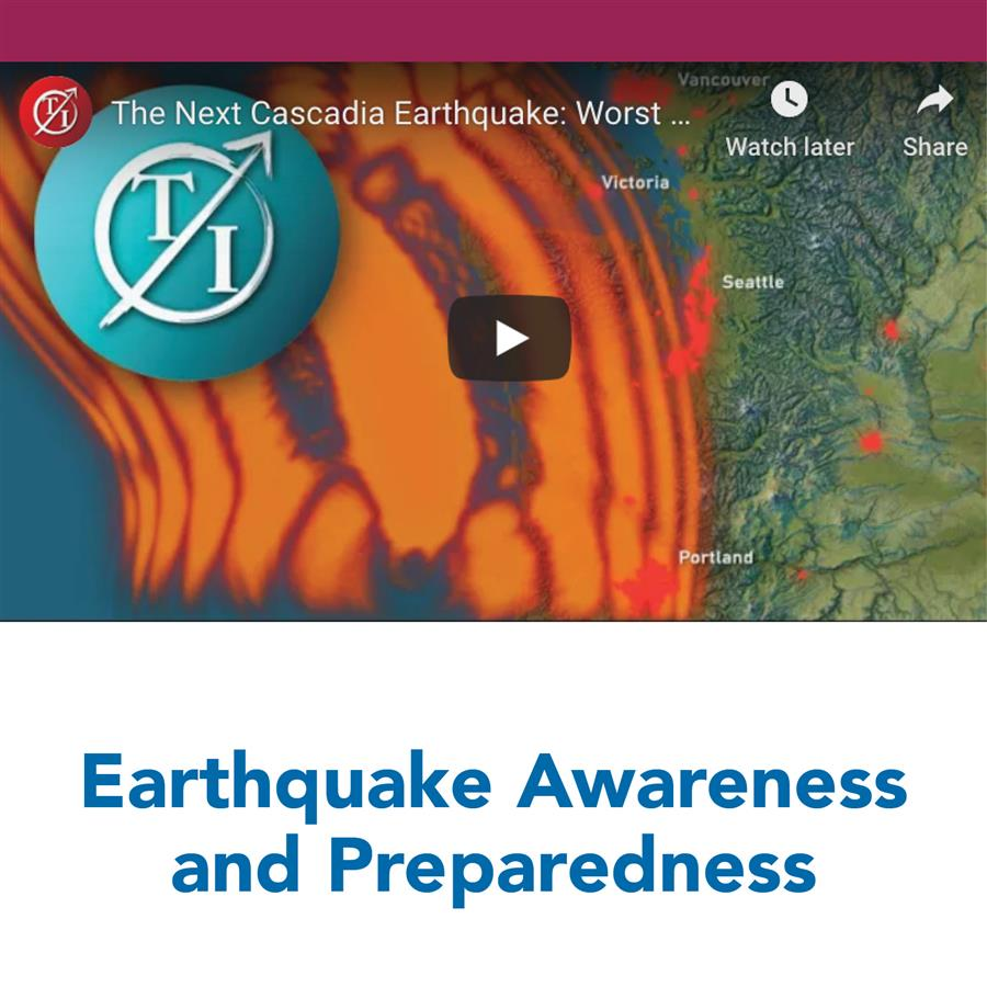 Earthquake Awareness and Preparedness