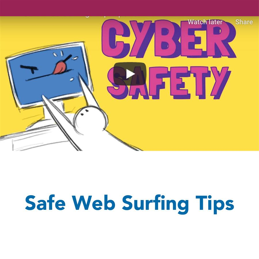 Safe Web Surfing Tips