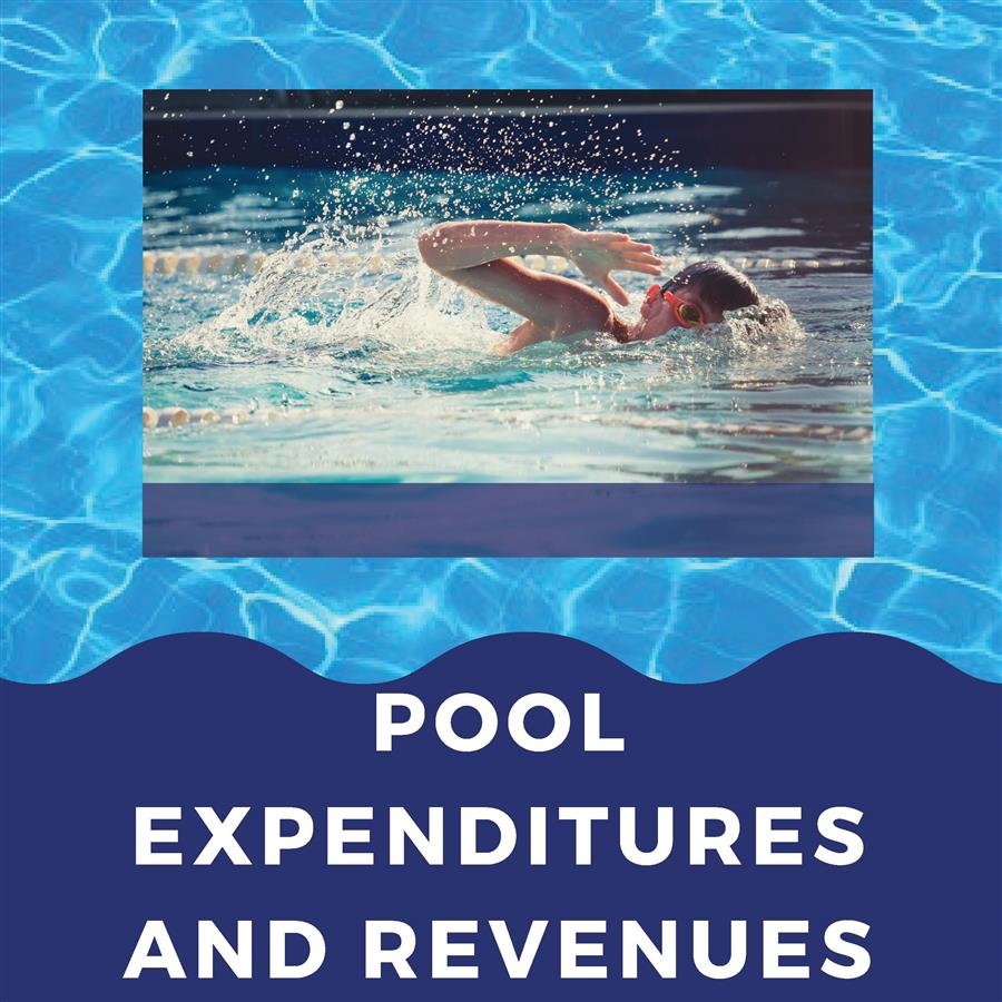Pool Expenditures and Revenues