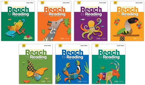 Reach for Reading