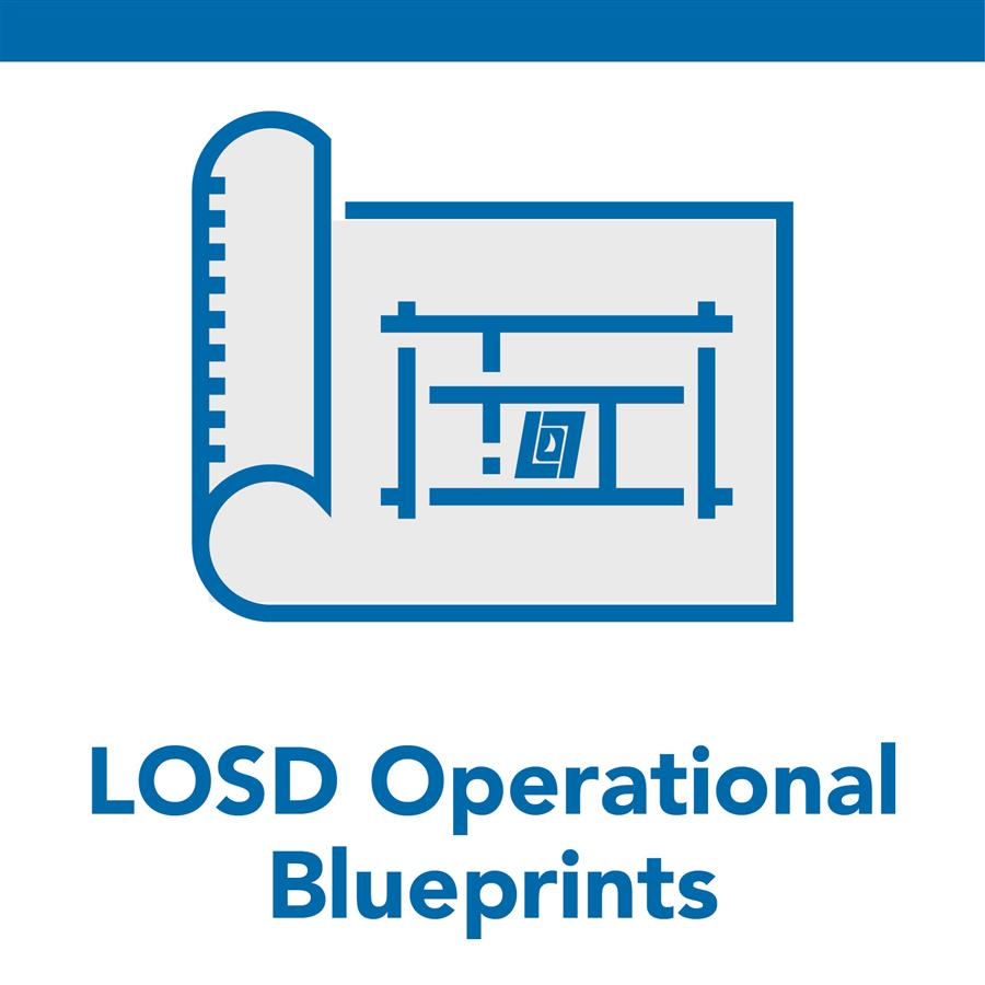 LOSD Operational Blue Prints