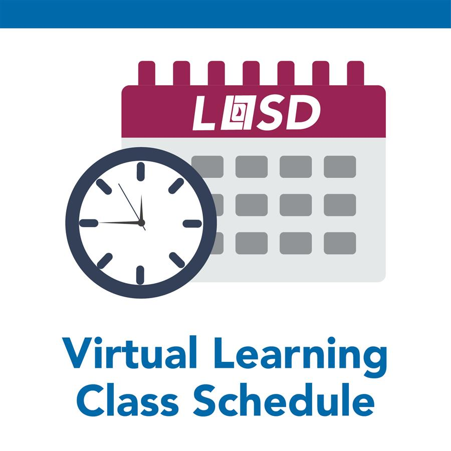 Virtual Learning Class Schedule