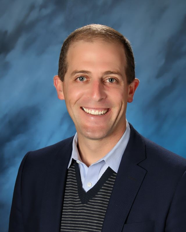 Photo of Principal Kurt Schultz