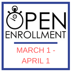Open Enrollment Forms and Applications