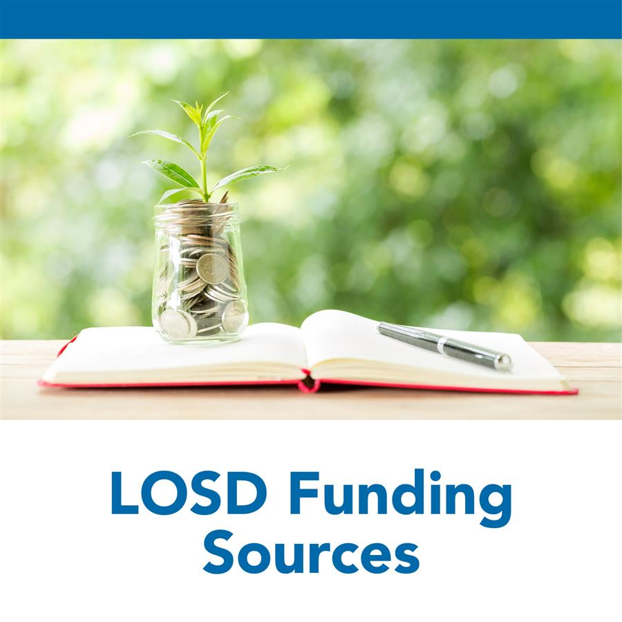 LOSD Funding Sources