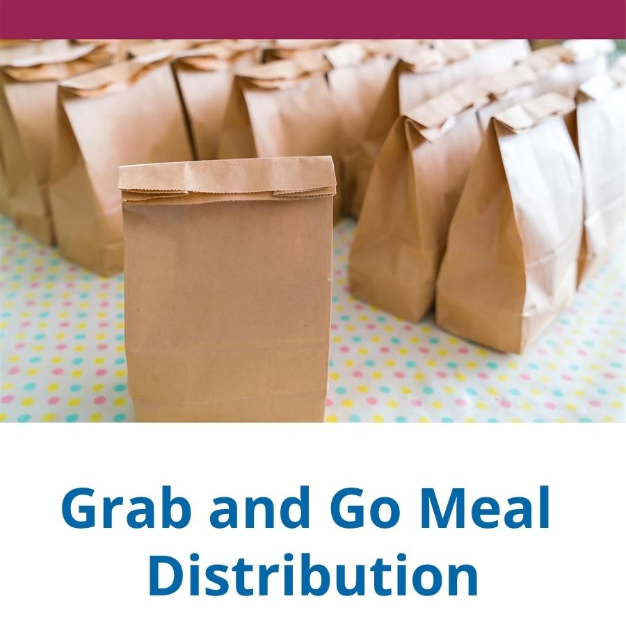 Grab and Go Meal Pick Up