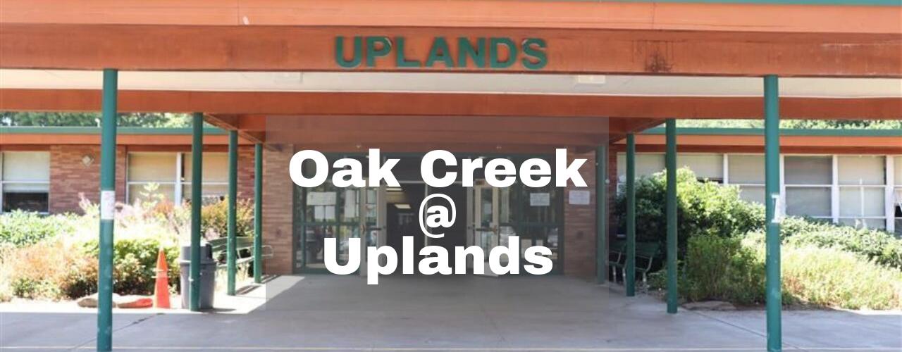 Oak Creek Elementary School / Homepage